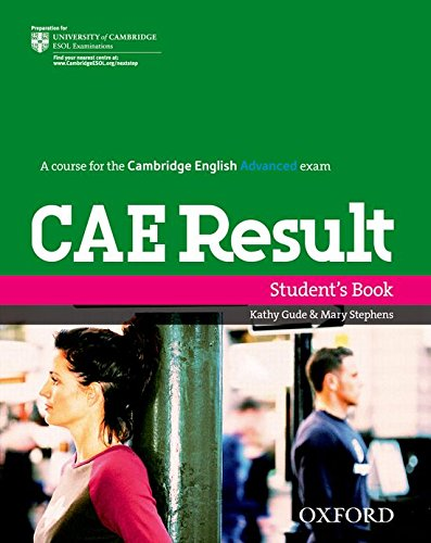 9780194800396: CAE Result:: Student's Book