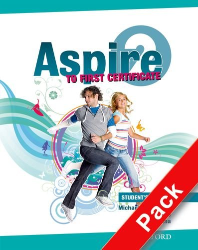 9780194801157: Aspire. Student's pack: Student's book-Workbook-My digital book. Con espansione online. Per le Scuole superiori: 2