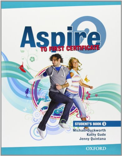 9780194801164: Aspire. Student's pack: Student's book-Workbook-My digital book-Key. Con espansione online. Per le Scuole superiori: 2