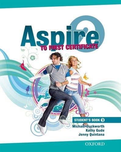 9780194801201: Aspire. Student's book. Per le Scuole superiori: 2