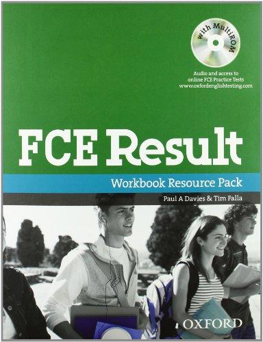 9780194801515: Fce result. Student's pack. Student's book-Workbook. Con espansione online. Per le Scuole superiori. Con Multi-ROM