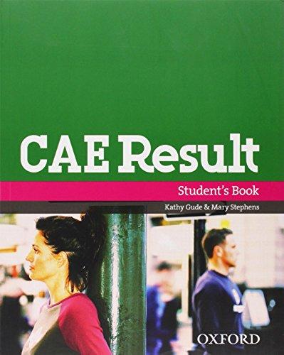 9780194801522: CAE result pack. Student's book-Workbook. With key. Per le Scuole superiori. Con Multi-ROM