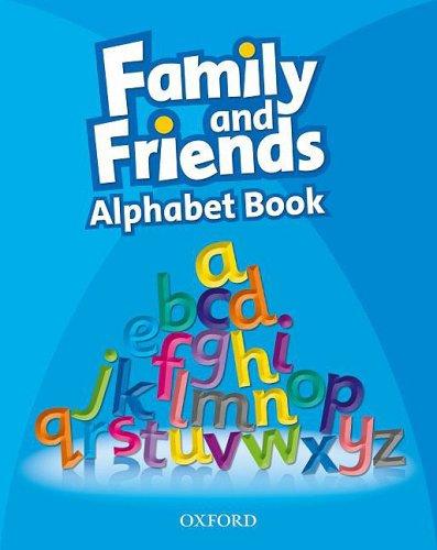 9780194802505: Family & Friends Alphabet Book