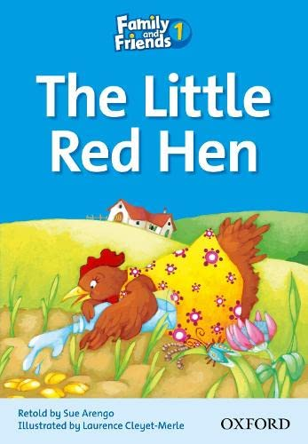 9780194802512: Family and Friends Readers 1: The Little Red Hen