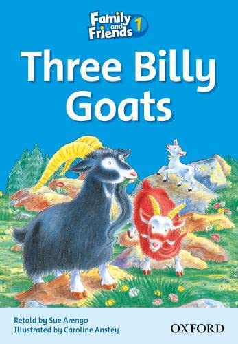 9780194802529: Family and Friends Readers 1: Three billy-goat. Family & friends. Livello 1