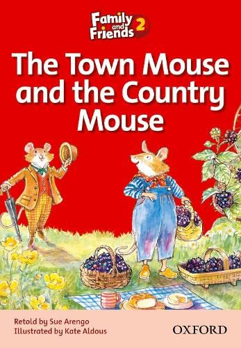 9780194802567: Family and Friends Readers 2: The town mouse and the country mouse. Family & friends. Livello 2