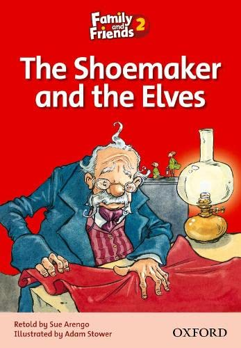 9780194802574: Family and Friends Readers 2: The Shoemaker and the Elves