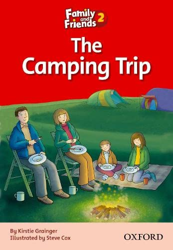 9780194802581: Family and Friends Readers 2: Family & Friends Readers 2: the Camping Trip