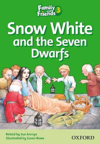 9780194802611: Family and Friends Readers 3: Family & friends. Snow white and the seven dwarfs. Per la Scuola elementare