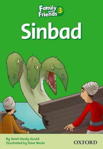 Family and Friends: Readers 3: Sinbad: Hardy-Gould, Janet