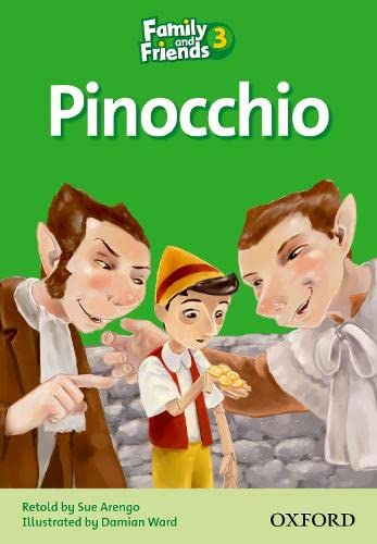 9780194802635: Family and Friends Readers 3: Pinocchio