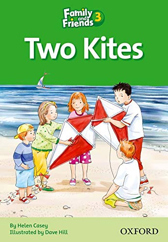 9780194802642: Family and Friends Readers 3: Family & Friends Readers 3: Two Kites