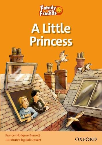 9780194802697: Family and Friends Readers 4: A Little Princess