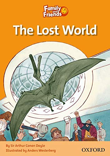 9780194802703: Family and Friends Readers 4: The Lost World