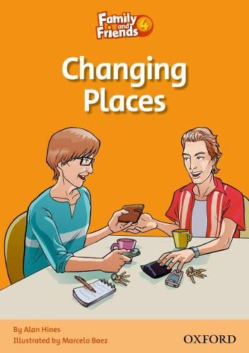 9780194802710: Family and Friends Readers 4: Changing Places