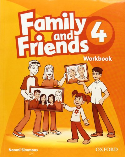 9780194802727: Family and Friends: 4: Workbook