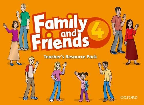 9780194802772: Family and Friends: 4: Teacher's Resource Pack