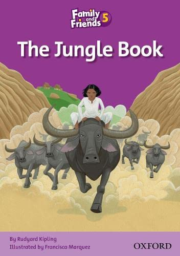 9780194802840: Family and Friends Readers 5: The Jungle Book