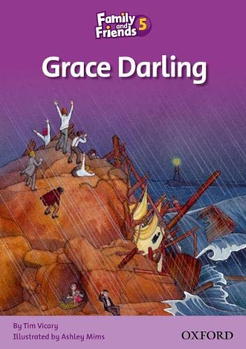 9780194802864: Family and Friends Readers 5: Family & Friends 5. Grace Darling (Family & Friends Readers) - 9780194802864