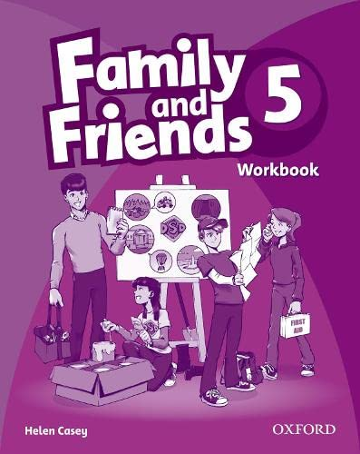 9780194802888: Family and Friends: 5: Workbook