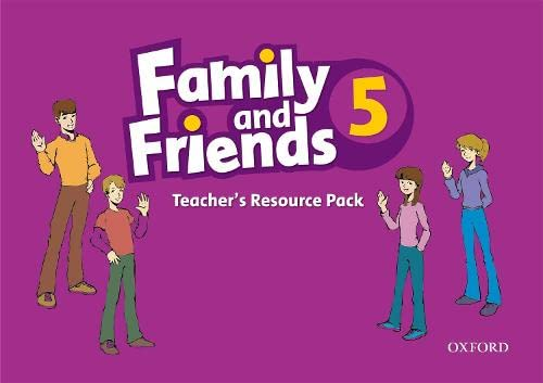 9780194802932: Family and Friends: Family & Friends 5: Teacher's Resource Pack (Family & Friends First Edition)