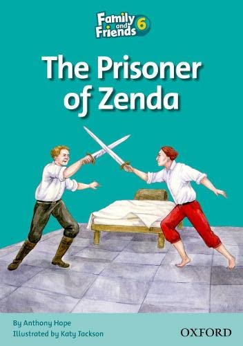 9780194802994: Family and Friends Readers 6: Prisoner of Zenda