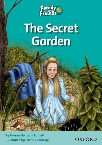 9780194803007: Family and Friends Readers 6: The Secret Garden