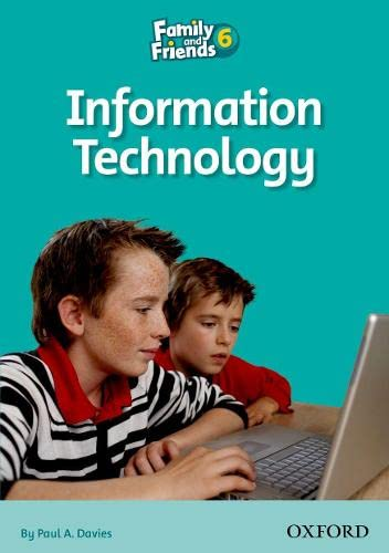 9780194803014: Family and Friends Readers 6: Information Technology