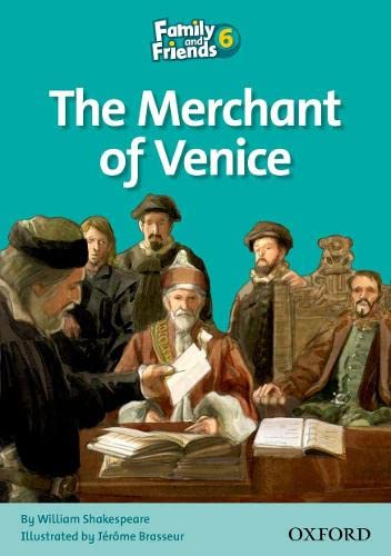 9780194803021: Family and Friends Readers 6: The Merchant of Venice