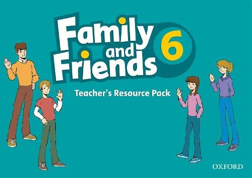 9780194803083: Family and Friends 6: Teachers Resource Pack: Including Photocopy Masters Book, and Testing and Evaluation Book
