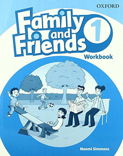 9780194803199: Family and Friends. 1º Primaria. Workbook