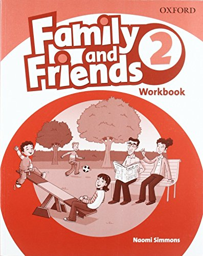 9780194803205: Family & Friends 2: Workbook (Family & Friends First Edition) - 9780194803205