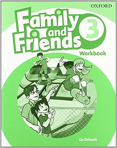 9780194803212: Family and Friends 3. Workbook