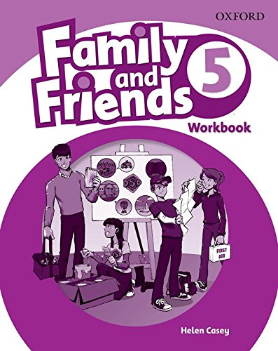 9780194803236: Family & Friends 5: Workbook (Family & Friends First Edition)