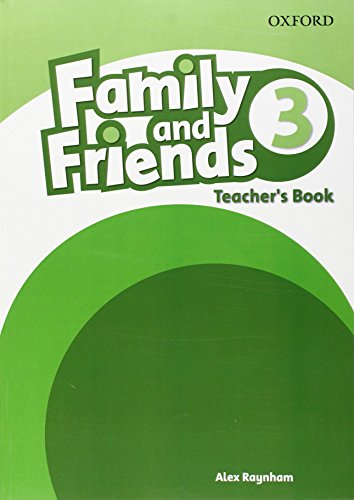 9780194803274: Family & Friends 3: Teacher's Book (Es) (Family & Friends First Edition)