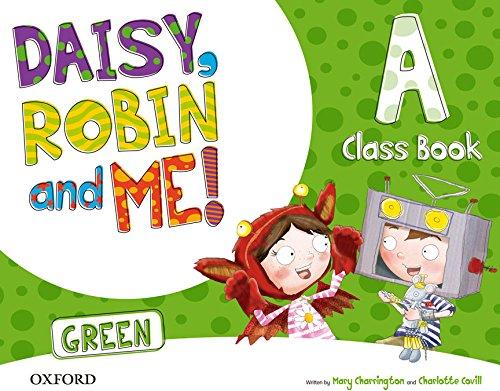9780194806435: (15).DAISY ROBIN & ME A GREEN (4 AÑOS) CLASSBOOK PACK