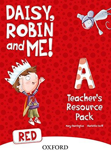 9780194807432: Daisy, Robin & Me A Red, Teacher's Resouce Pack