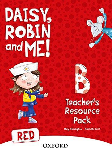 9780194807678: Daisy, Robin & Me B Red, Teacher's Resource Pack