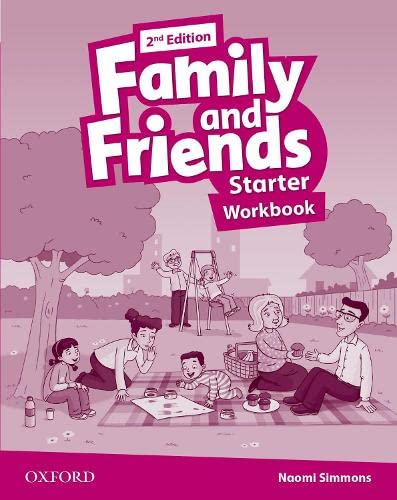 9780194808019: Family and Friends: Starter: Workbook