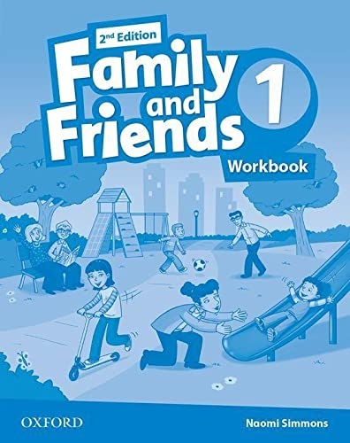 9780194808026: Family and Friends: Level 1: Workbook