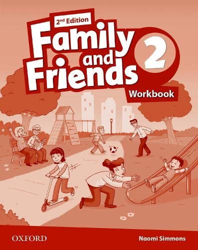 9780194808040: Family and Friends: Level 2: Workbook