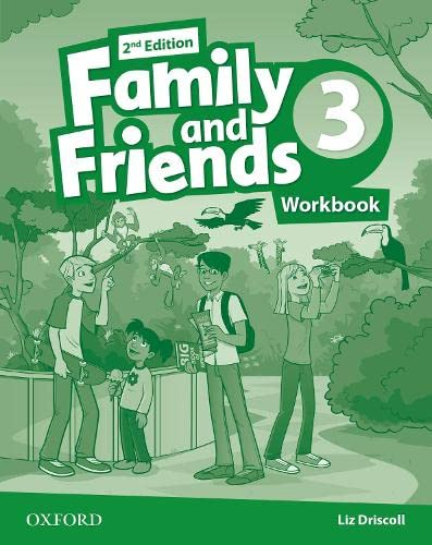 9780194808064: Family and Friends: Level 3: Workbook