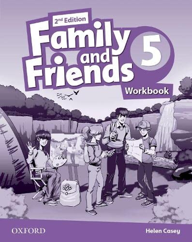 9780194808101: Family and Friends: Level 5: Workbook