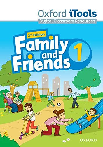9780194808156: Family and Friends: Level 1: iTools