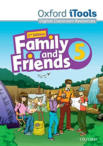 9780194808194: Family and Friends: Level 5: iTools