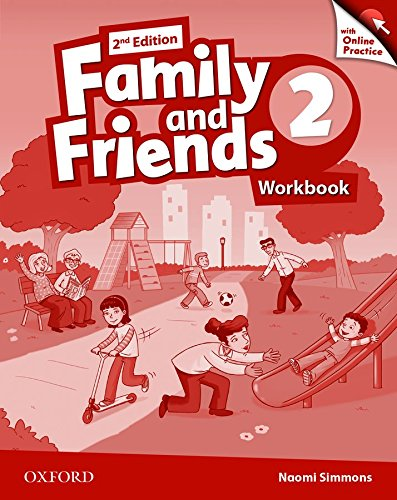 9780194808637: Family and Friends: Family & Friends. Vol. II. Con Workbook. Online Skills Practice