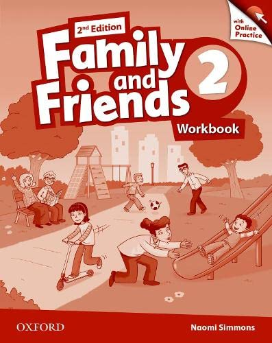 9780194808637: Family and Friends: Level 2: Workbook with Online Practice