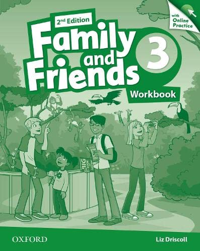 9780194808644: Family and Friends: Family & Friends. Vol. III. Con Workbook. Online Skills Practice