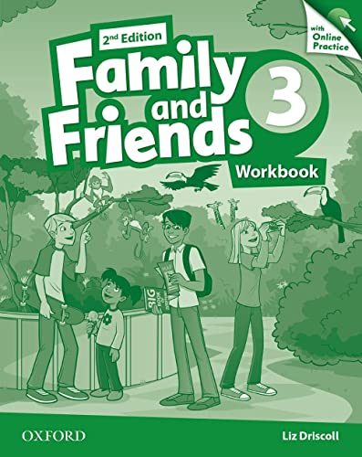 Family and Friends: Level 3: Workbook with