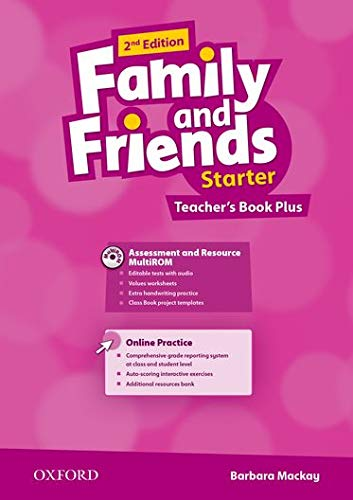 Family and Friends: Starter: Teacher's Book Plus: Barbara Mackay